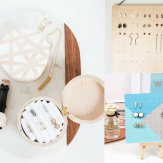 10 DIY Earring Holder Ideas That Are Cheap & Easy