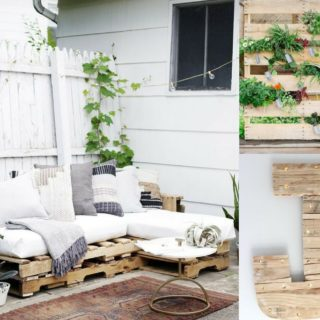 32 DIY Pallet Projects That Will Transform Your Home