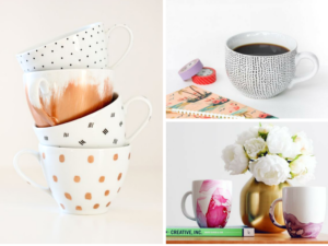17 DIY Coffee Mugs with Tips & Tricks You Can't Miss