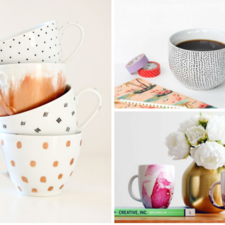 17 DIY Coffee Mugs with Must-Read Tips & Tricks