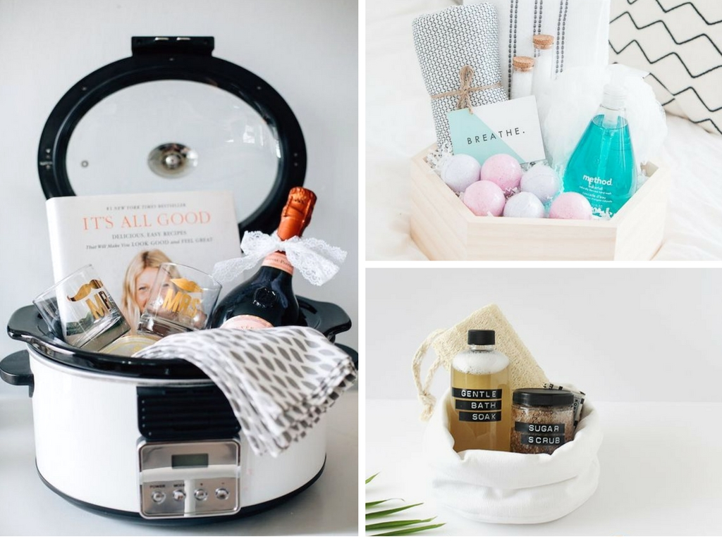 great kitchen gift ideas 35 best diy gift baskets for any occasion she 17923