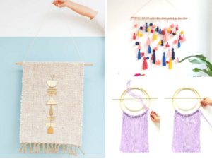 11 DIY Wall Hangings Perfect for your Boho Bedroom