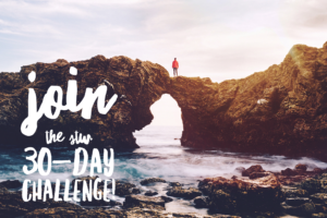 STW 30-Day Challenge to Try One New Thing Every Day