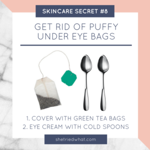 Top Skin Secrets: How to Get Rid of Puffy Under Eye Bags