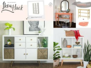 35+ Amazing Ikea Hacks to Decorate Your Home on a Budget