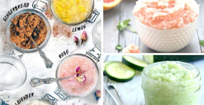 9 DIY Sugar Scrub Recipes For Instantly Softer Skin