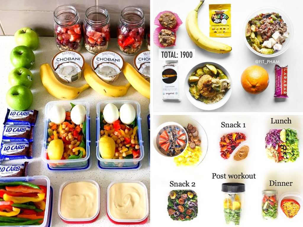 16 Best Meal Prep Instagram Accounts Thatll Inspire You To Eat Clean