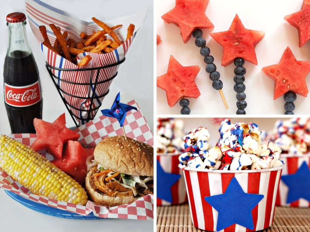 15 Quick & Easy 4th Of July Party Food Ideas