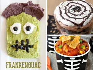 35 Creative Halloween Party Food Ideas Kids And Adults Will Love