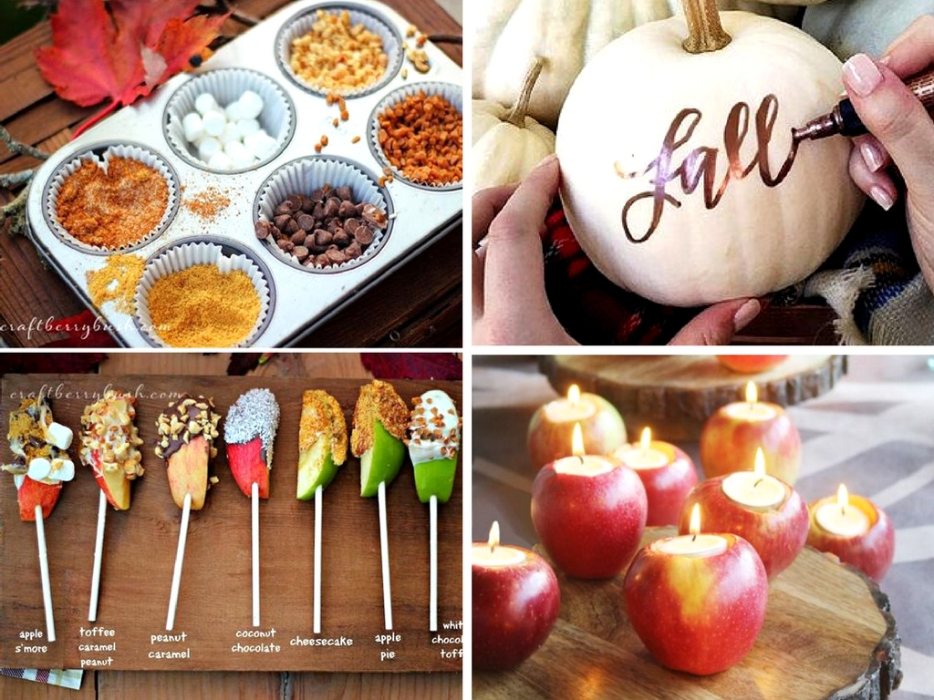 Fall Party Food Ideas Make Ahead