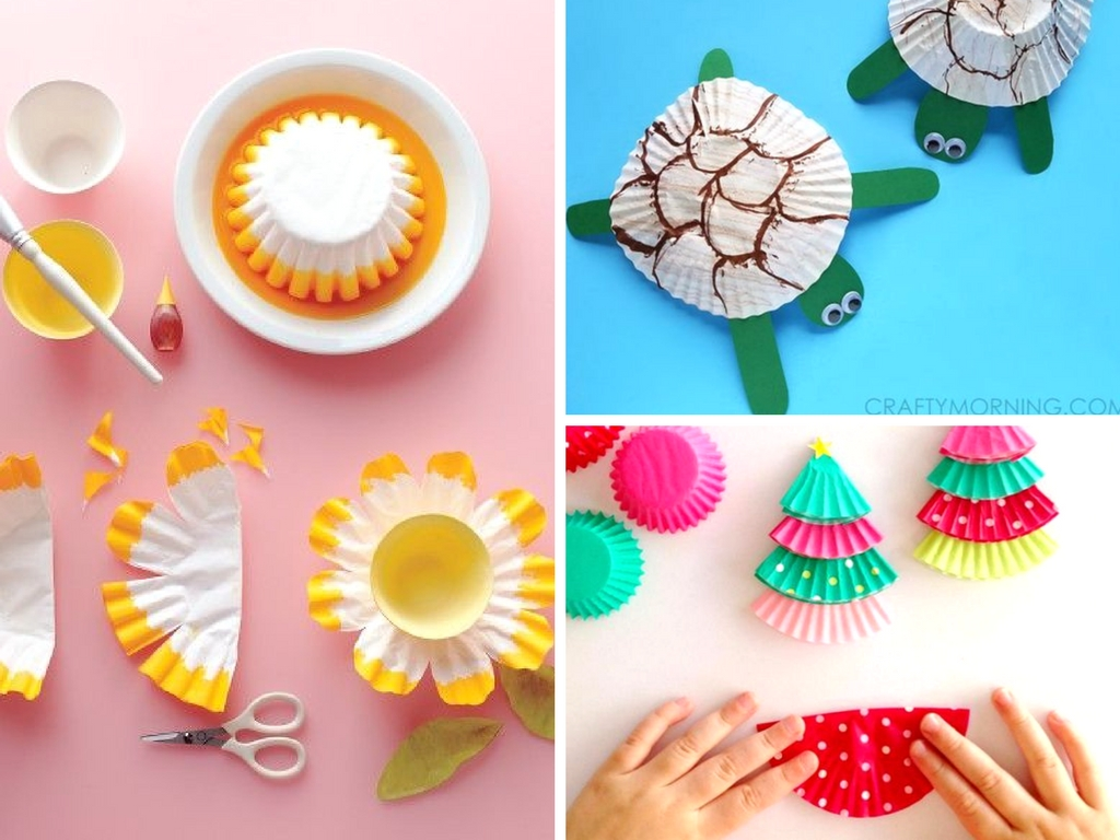 cupcake craft ideas 11 cupcake liner craft ideas that make boredom 1823
