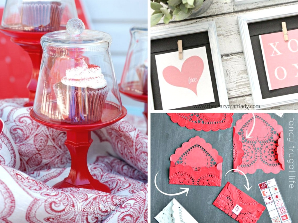 15 DIY Dollar Store Valentine\'s Day Decor Projects to Stick to Your ...